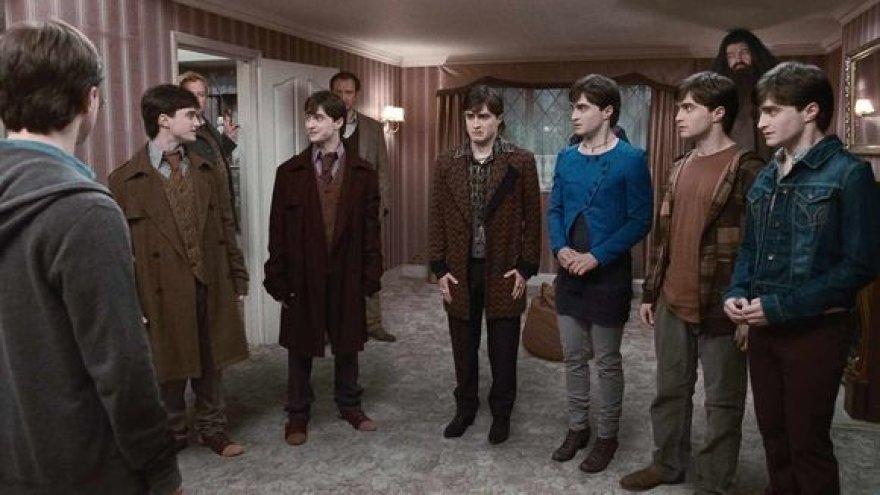 """Filmas """"Haris Poteris ir Mirties relikvijos (1 dalis)"""""""