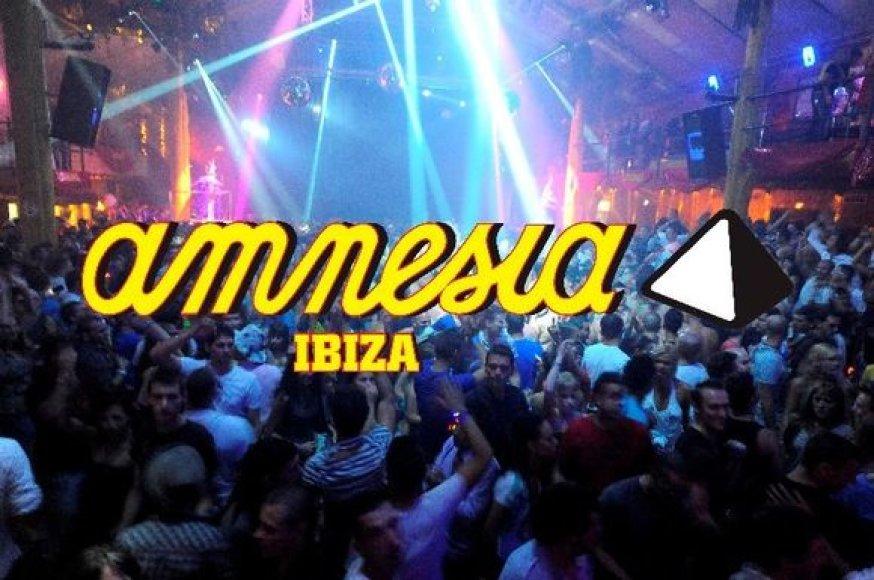 """""""Amnesia Ibiza. Baltic Tour Lithuania 2011"""""""