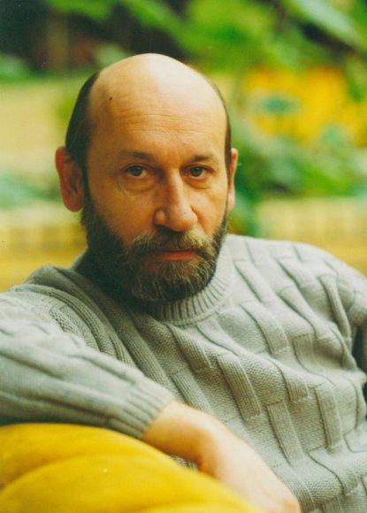 Aktorius Vytautas Grigolis