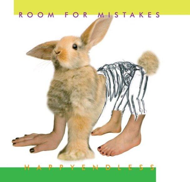"Grupės ""Happyendless"" albumas ""Room for mistakes"""