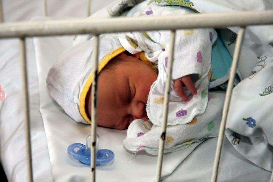 Ramus kūdikio miegas
