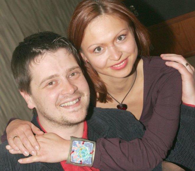 Indrė Trakimaitė ir Laurynas Šeškus