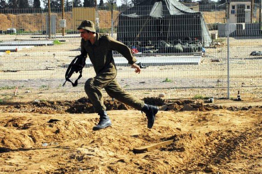 Bėgantis Izraelio karys