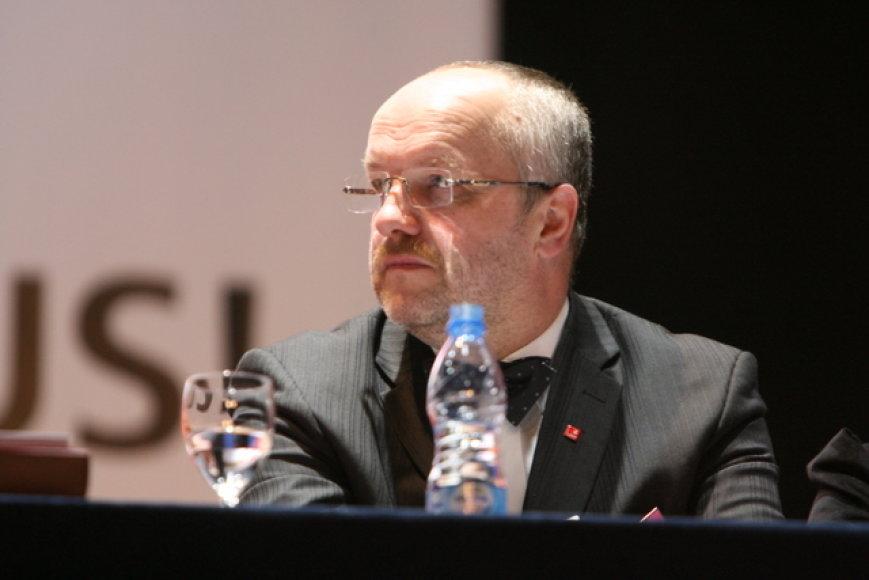 LSDP pirmininko pavaduotojas Juozas Olekas
