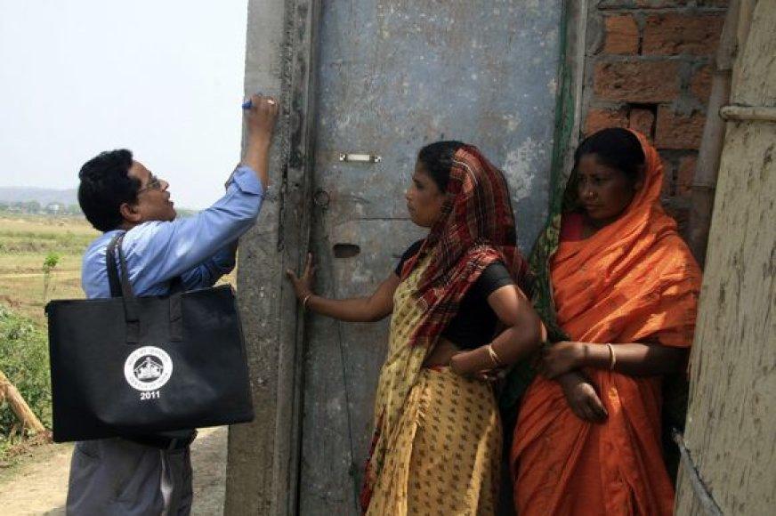 Visuotinis Indijos gyventojų surašymas
