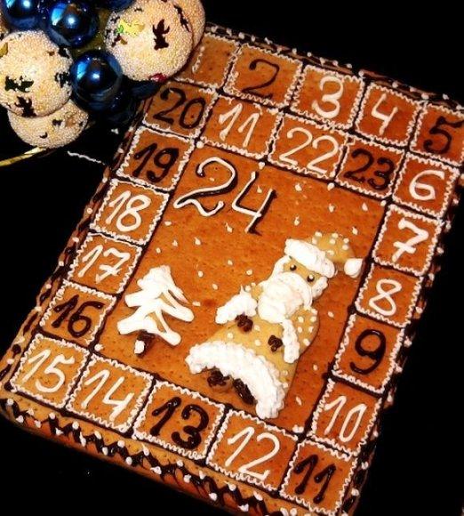 Saldus advento kalendorius