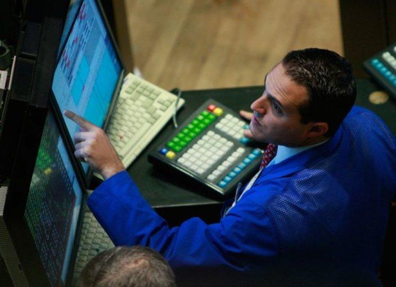 Įspūdingas akcijų rinkų šuolis aukštyn!