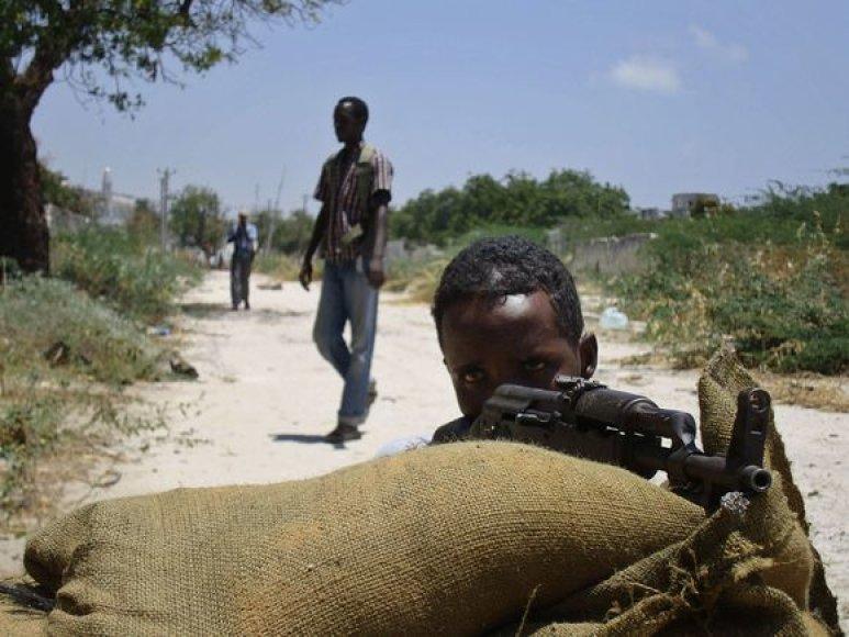 Pavojingiausių valstybių sąrašo pirmoje vietoje yra Somalis.
