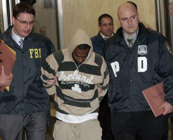 JAV suimti teroristines atakas Niujorke planavę 4 asmenys.
