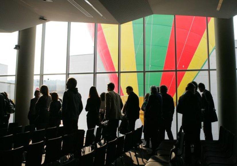 """Pasaulinės parodos Kinijoje """"EXPO 2010"""" Lietuvos ekspozicijos pristatymas"""