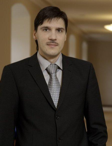 ISM Vadybos ir ekonomikos rektorius dr. Nerijus Pačėsa