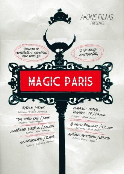 """""""Magiškas Paryžius"""""""