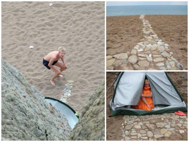 Lapino įlanka (nudistų stovykla)