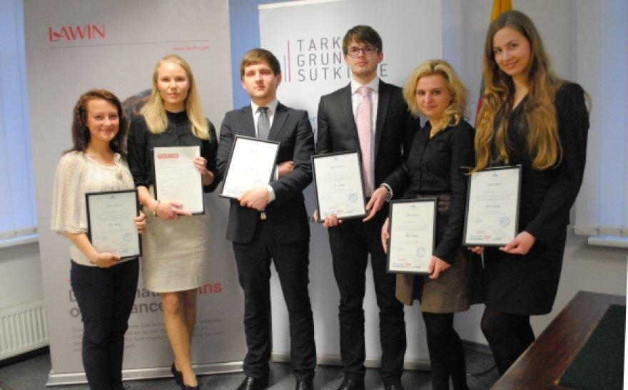 Didžiausias tarptautinis studentų verslumo konkursas Rytų Europoje paskelbė finalininkus.
