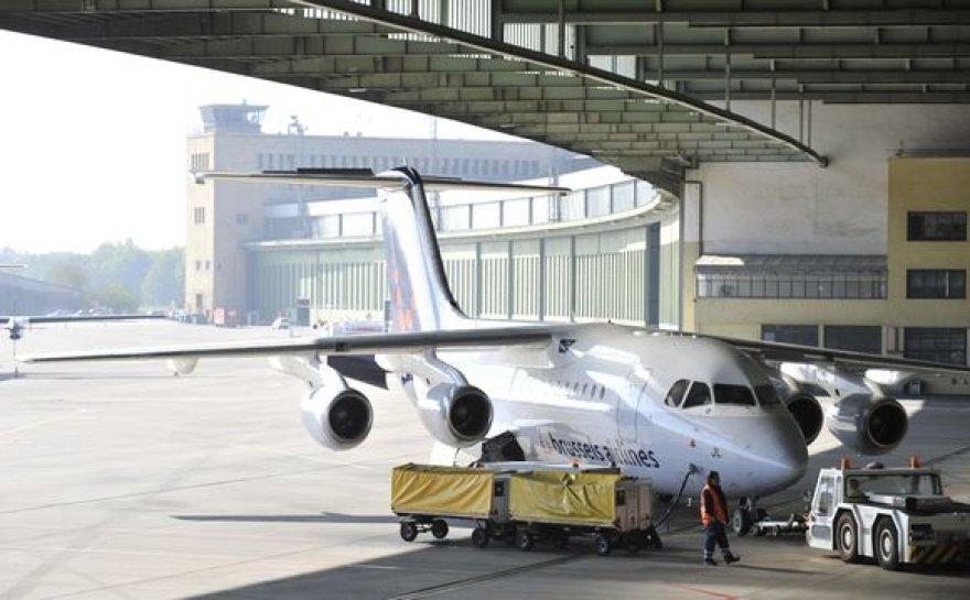 """""""Brussels airlines"""" kovo mėnesį pradės skraidinti iš Vilniaus į Briuselį."""