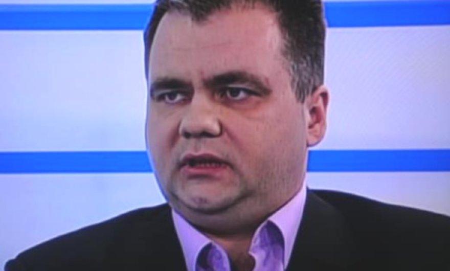Andrius Ūsas E.Jakilaičio laidoje