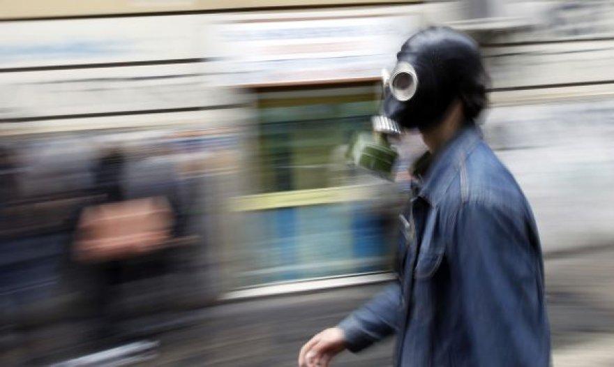 Studentų protestas Romoje