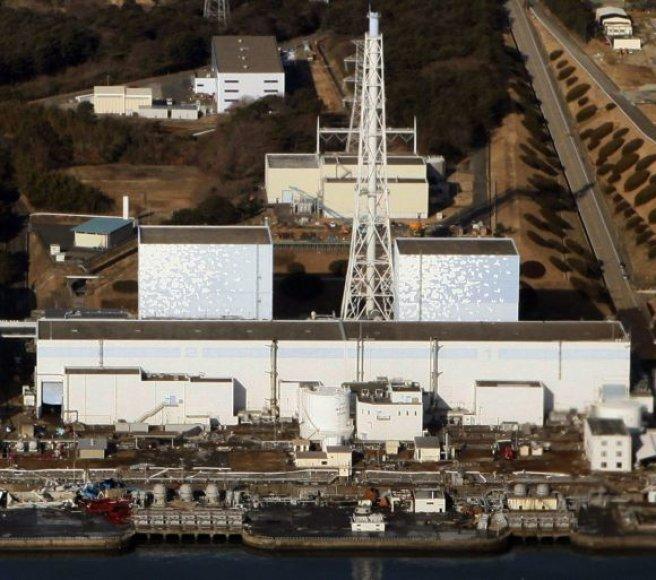 Fukušimos atominė elektrinė Japonijoje