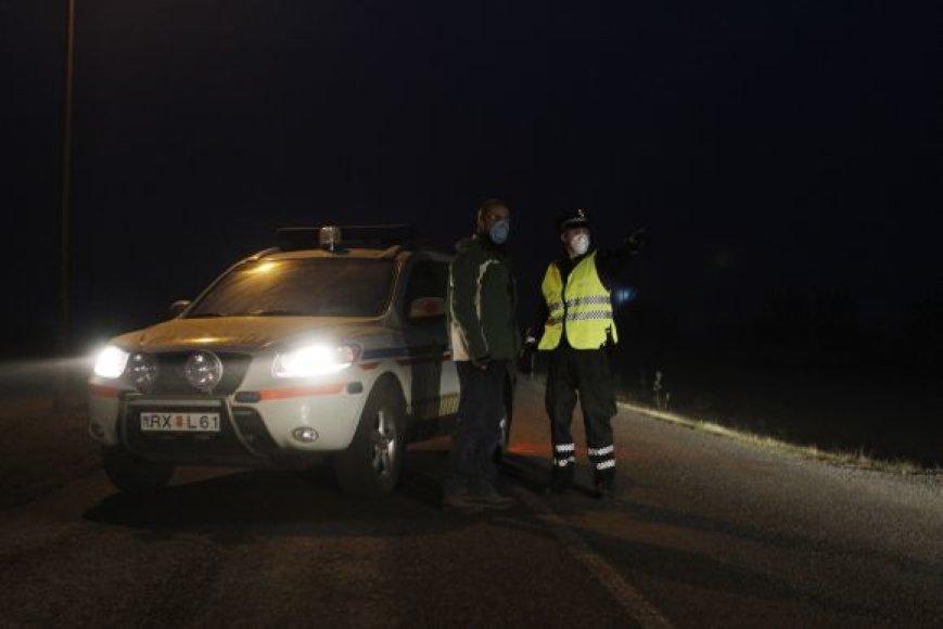 Islandijos Grimsviotno ugnikalnio pelenai užtemdė dangų
