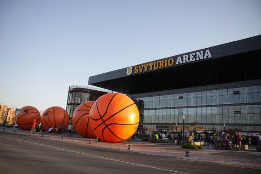 Draugiškos krepšinio rungtynės: Lietuva-Slovėnija