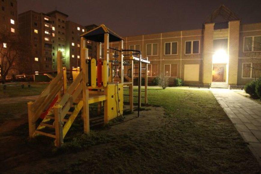 Žmogžudystė Kaune, prie vaikų darželio