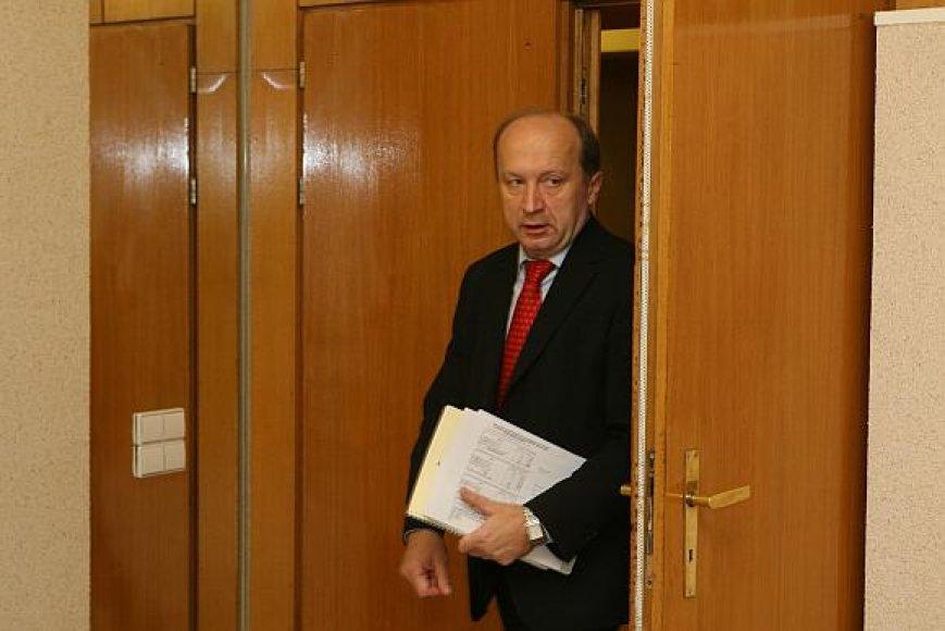 Rytoj A.Kubiliaus kaip būsimo premjero kandidatūra bus oficialiai teikiama Seimui.