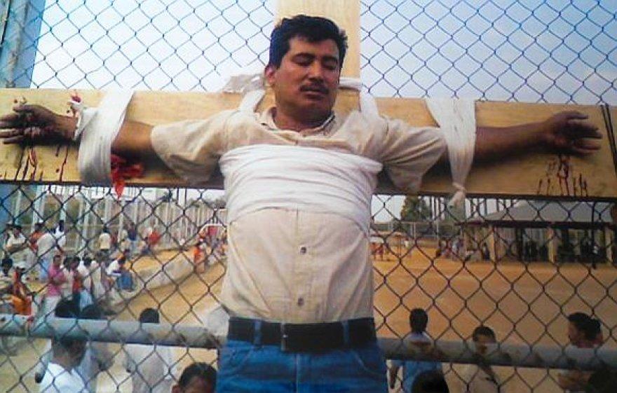 Meksikoje nusikryžiavo du kaliniai.