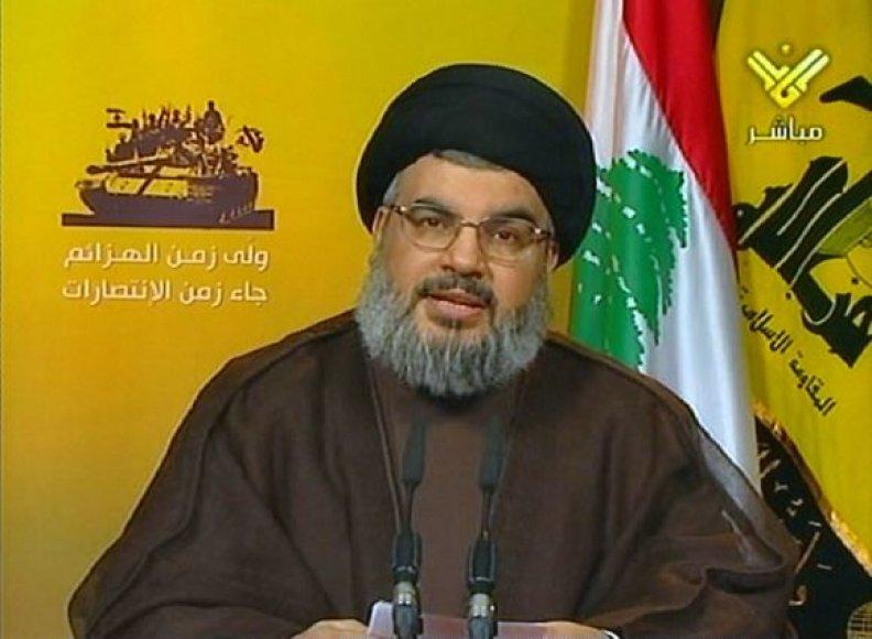 Hassanas Nasrallahas