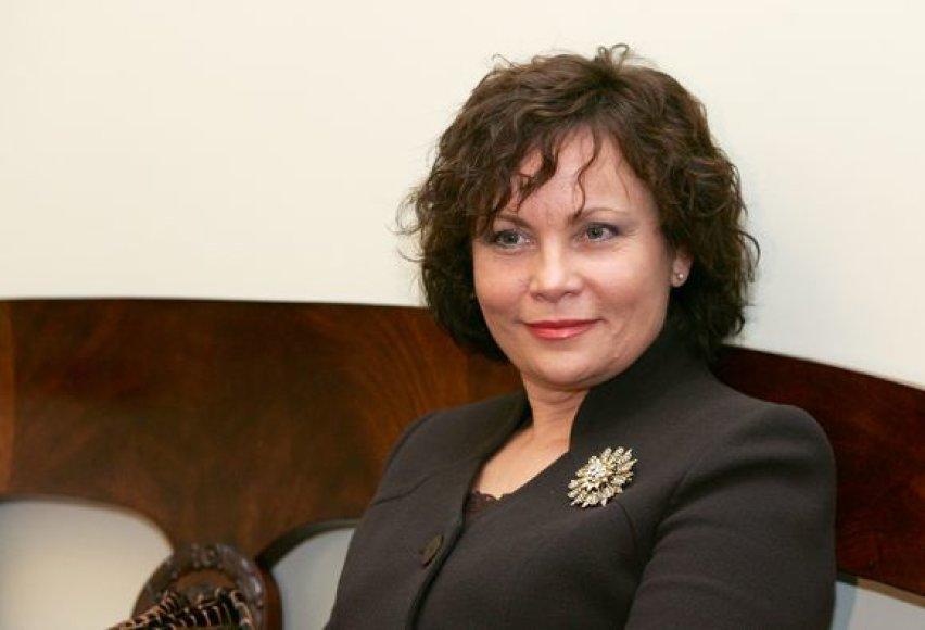 Rasa Juknevičienė – krašto apsaugos ministrė