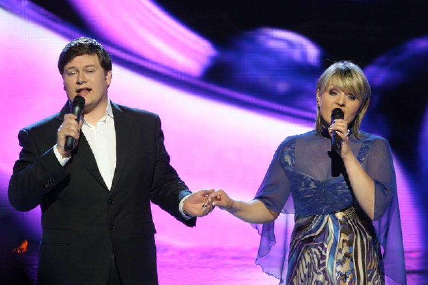 Merūnas ir Jolanta Paulauskienė