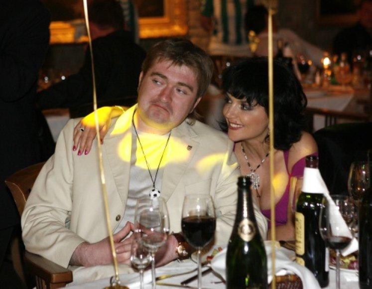 Neaišku, kiek dar užsitęs Veronikos Kastujevos vyro Vadimo kalinimas.