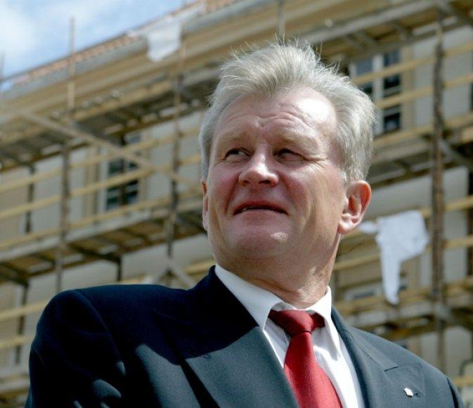 Anot K.Glavecko – prieš NT mokestį bus lygūs ir prezidentas, ir pensininkas.