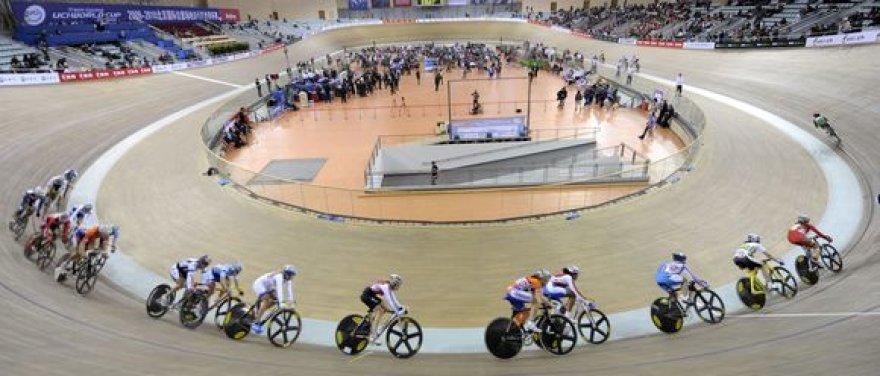 Pruškove penktadienį prasidėjo Europos dviračių treko čempionatas