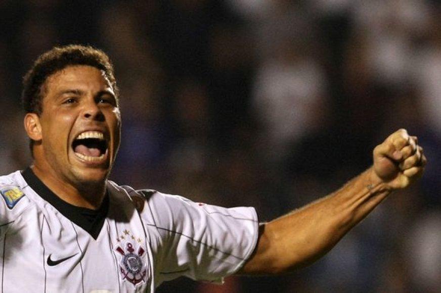 Ronaldo kitais metais baigs futbolininko karjerą