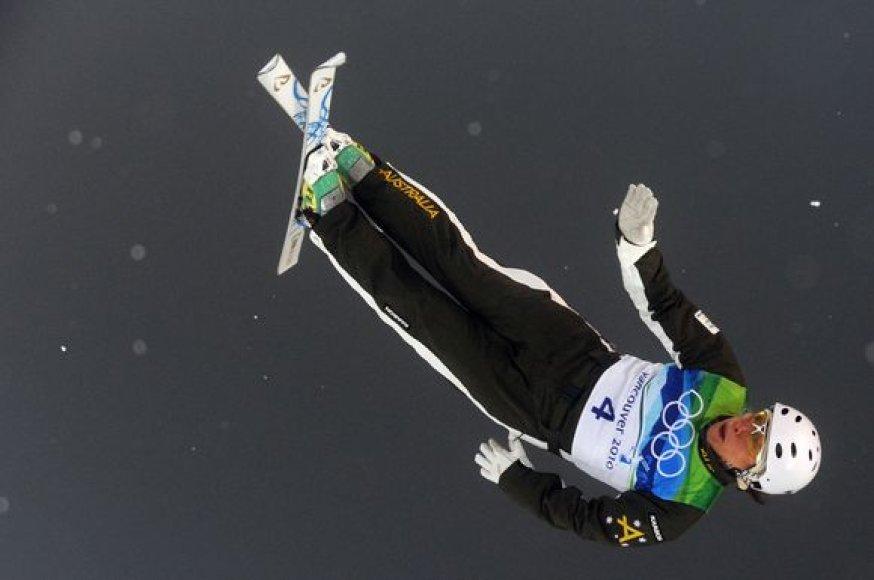Lydia Lassila laimėjo olimpinį auksą