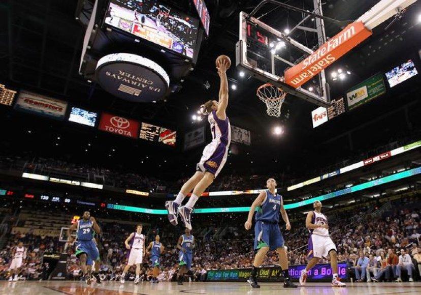 """""""Suns"""" pasiekė šio sezono rezultatyvumo rekordą"""
