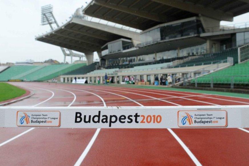 pagrindinis tikslas Budapešte - išlikti pirmojoje lygoje.
