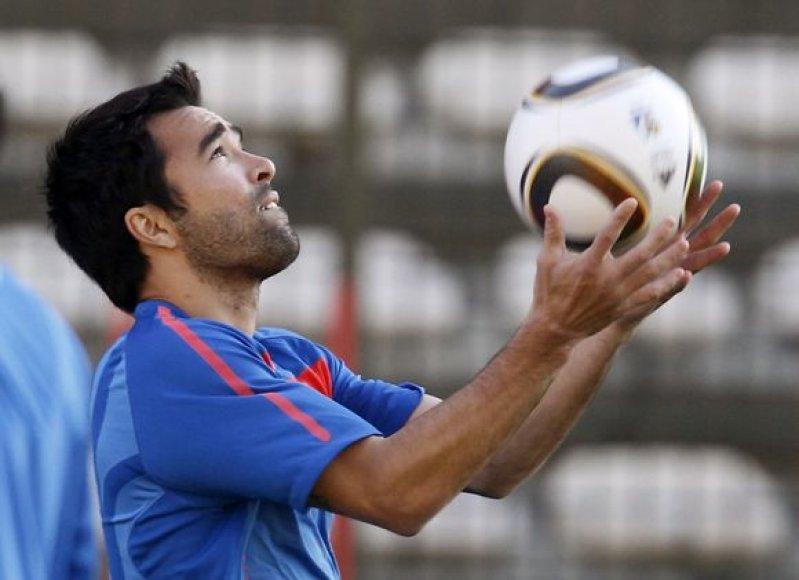 Deco baigė karjerą Portugalijos rinktinėje