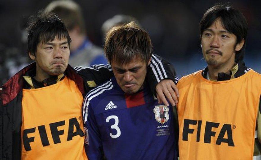 Yuichi Komano išgyventi nesėkmę padėjo draugai