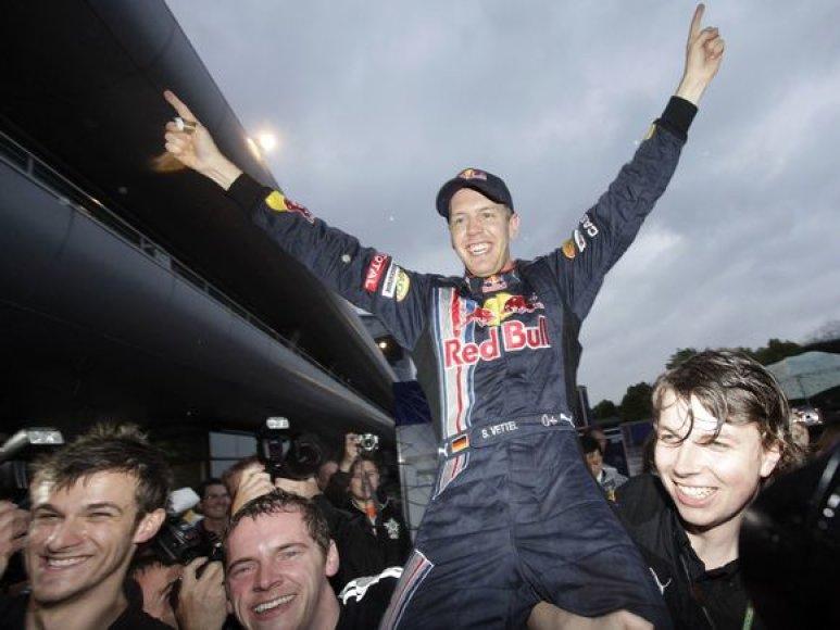 S.Vetteliui pinigai nėra svarbiausia