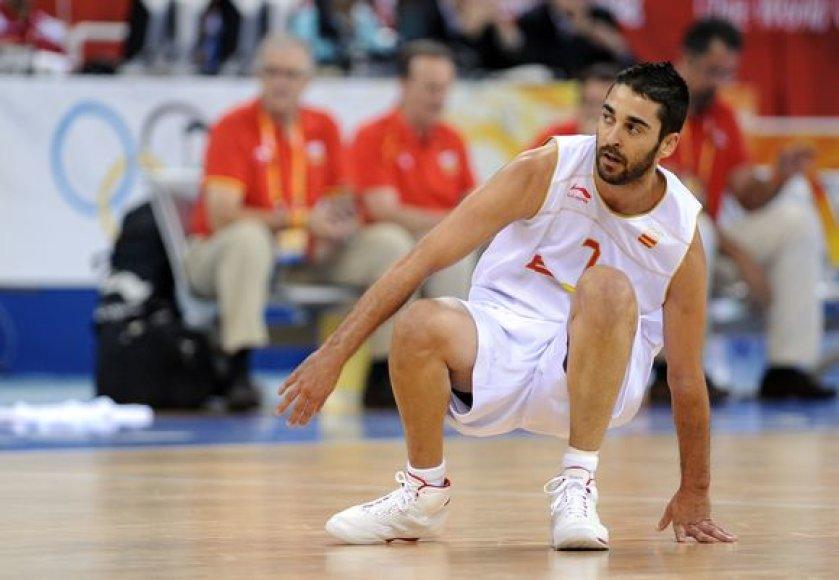 J.C.Navarro buvo rezultatyviausias ispanų rinktinėje