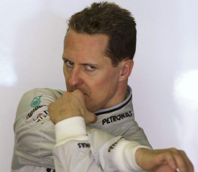 M.Schumacheriui Bahreine nebus lengva
