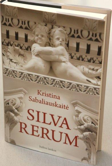 """K.Sabaliauskaitė """"Silva Rerum"""""""