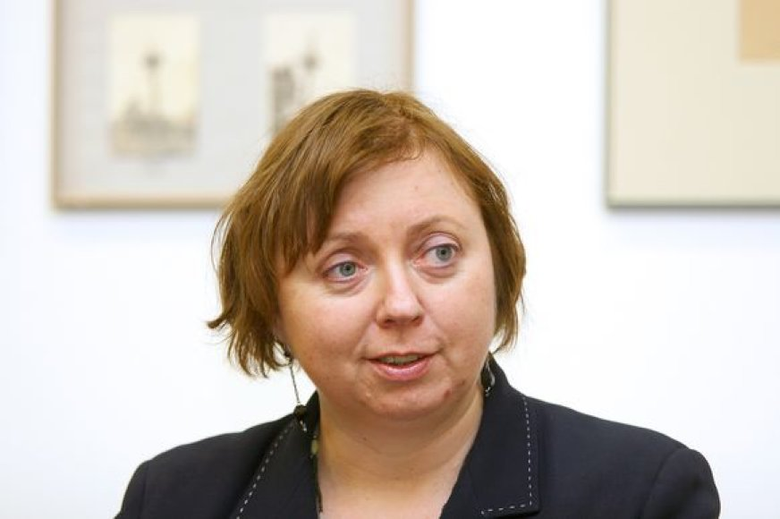 Lietuvos ambasadorė UNESCO Ina Marčiulionytė