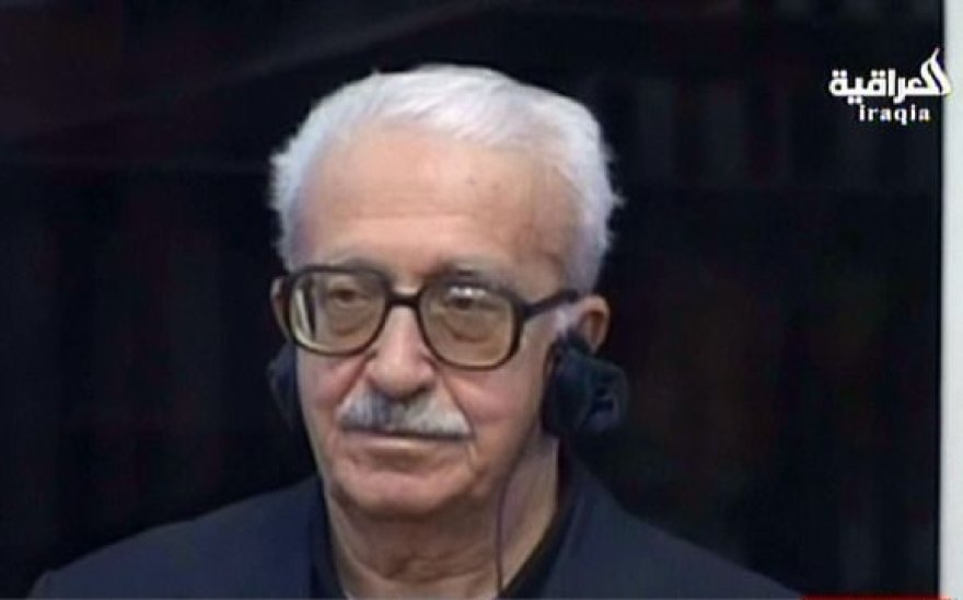 Vicepremjeras Tareqas Azizas
