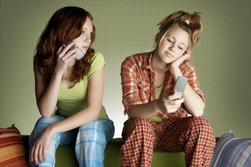 Netaikykite gąsdinimo taktikos kalbėdami su paaugliais...