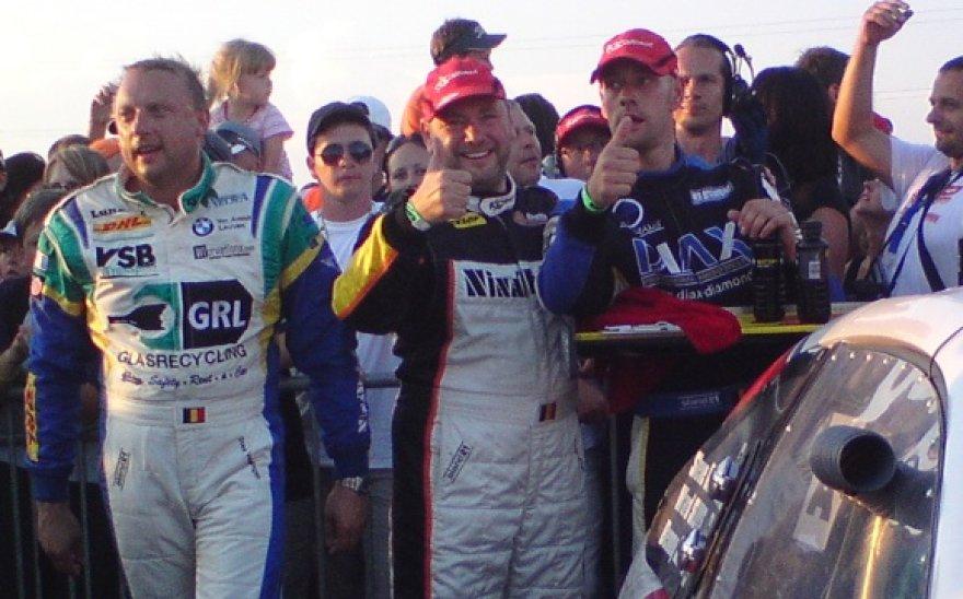 """""""Omnitel 1000 km"""" lenktynėse nugalėjo svečiai iš Belgijos – """"KS Motorsport"""""""