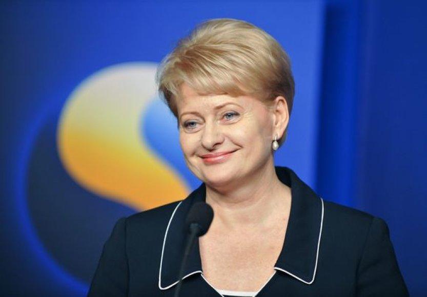 Prezidentė Dalia Grybauskaitė Stokholme susitiko su Švedijos Parlamento pirmininku Peru Westerbergu.