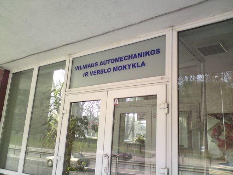 Vilniaus automechanikos bei verslo mokykla