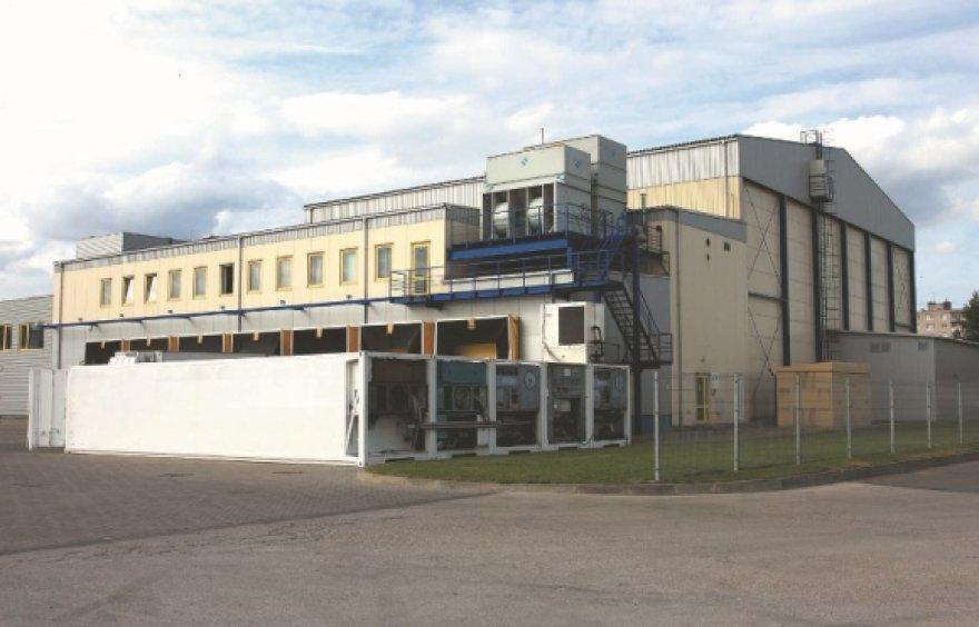 """Bendrovėje """"Mantinga"""" dirba apie 650 darbuotojų, iš jų apie 550 – gamybiniuose padaliniuose."""